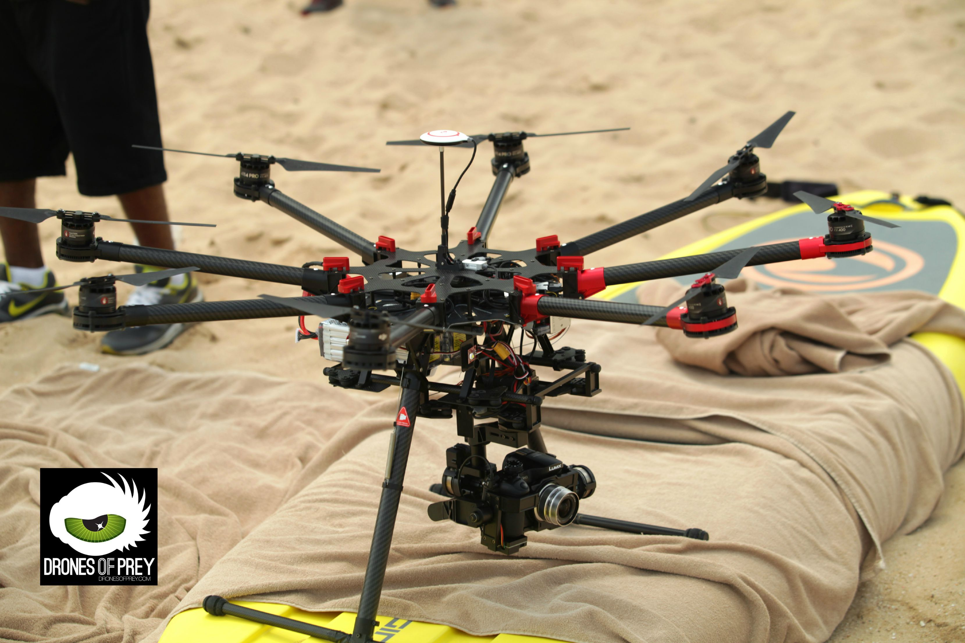 how to make a drone with camera pdf