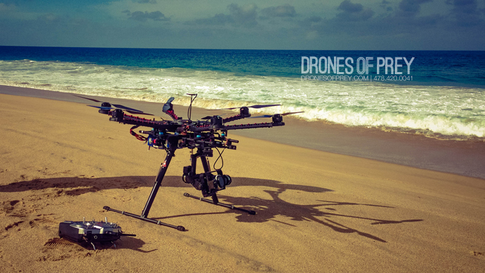 Drone consulting services for your specific drone type and flight skillset