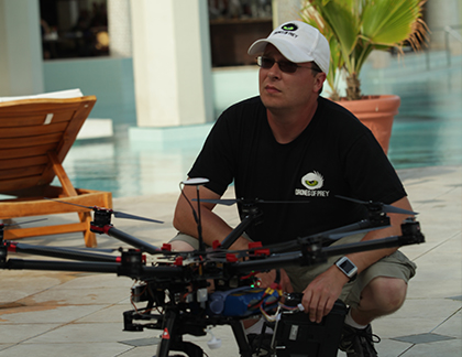 drone consulting services - get FAA 333 exemption