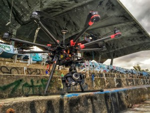 drone videography with faa section 333 exemption