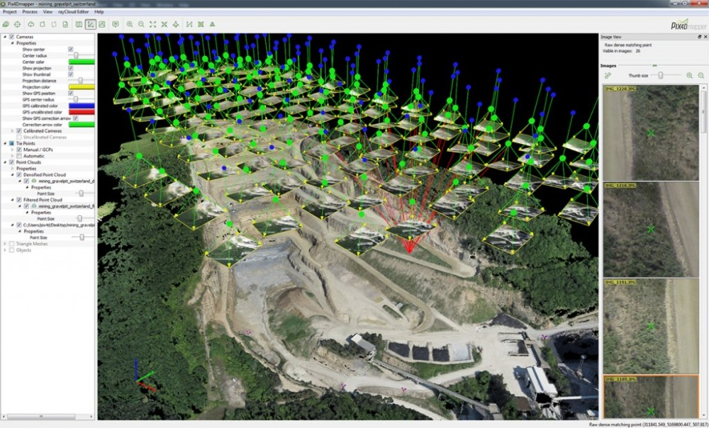 Drones provide more value - use 2D and 3D mapping services in Atlanta