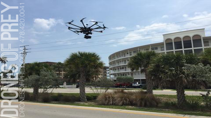 drone aerial videography services in atlanta and colorado, be sure your pilot is FAA exempt