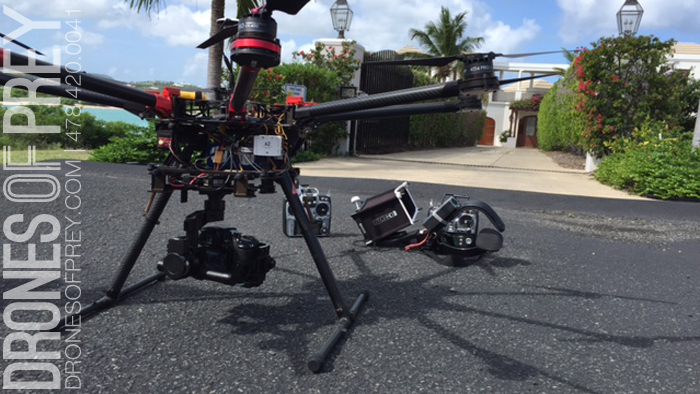 Drone maintenance tips and checks before going on set