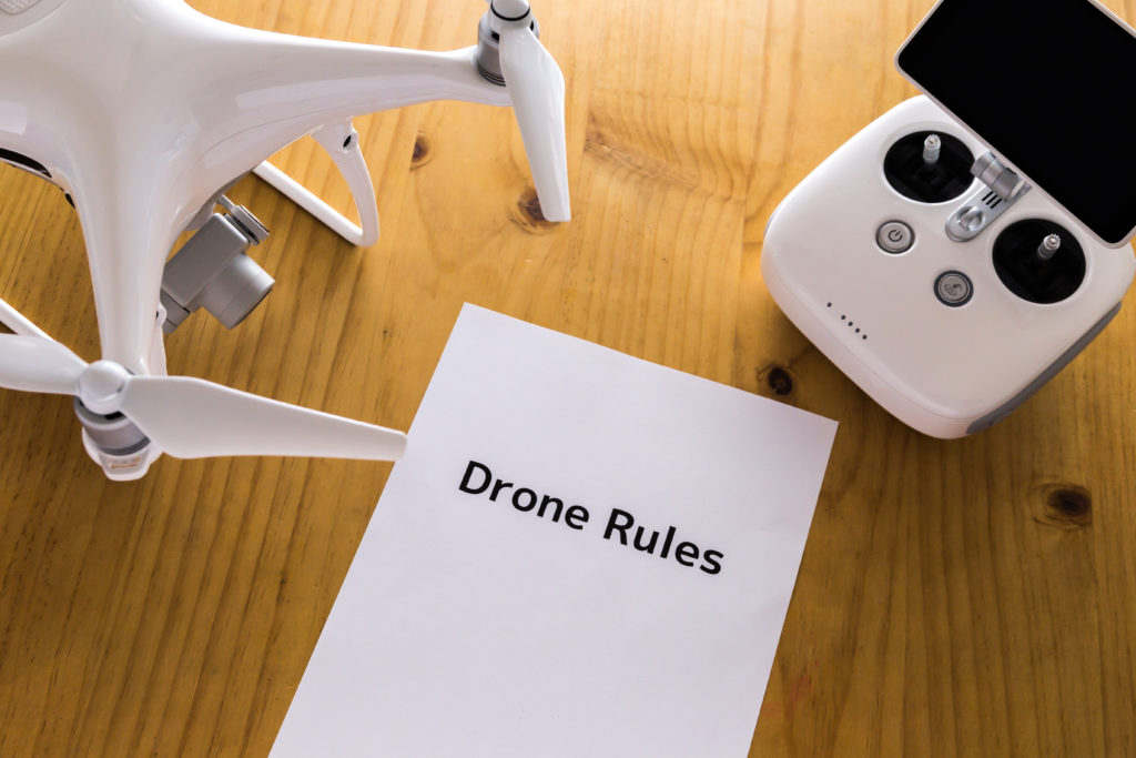 Drone rules are always changing